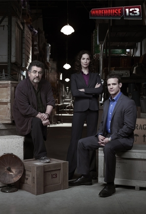 """Warehouse 13"" - Movie Poster (thumbnail)"