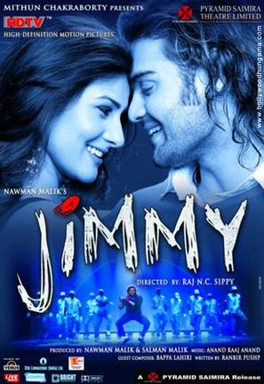 Jimmy - Indian Movie Poster (thumbnail)