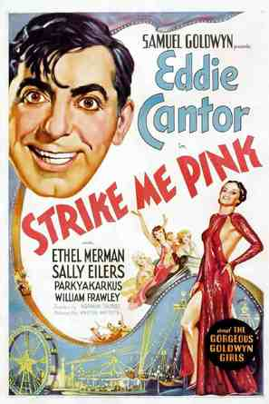 Strike Me Pink - Movie Poster (thumbnail)