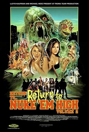 Return to Return to Nuke 'Em High Aka Vol. 2 - Movie Poster (thumbnail)
