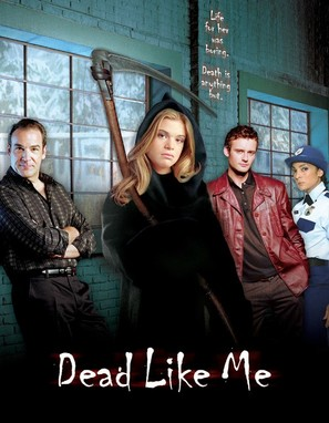 """Dead Like Me"" - Movie Poster (thumbnail)"