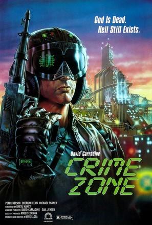 Crime Zone - Movie Poster (thumbnail)