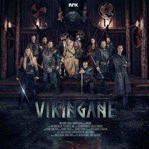 """Vikingane"" - Norwegian Movie Poster (thumbnail)"