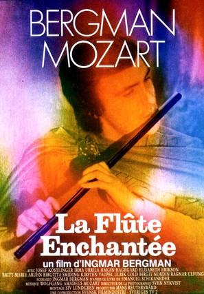 Trollflöjten - French Movie Poster (thumbnail)