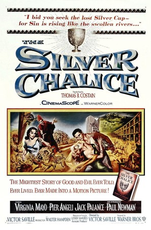 The Silver Chalice - Movie Poster (thumbnail)