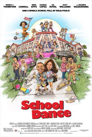 School Dance - Movie Poster (thumbnail)