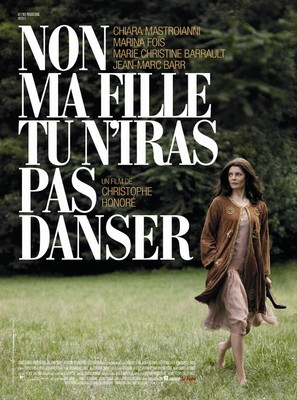 Non ma fille, tu n'iras pas danser - French Movie Poster (thumbnail)
