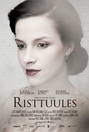 Risttuules - Estonian Movie Poster (thumbnail)