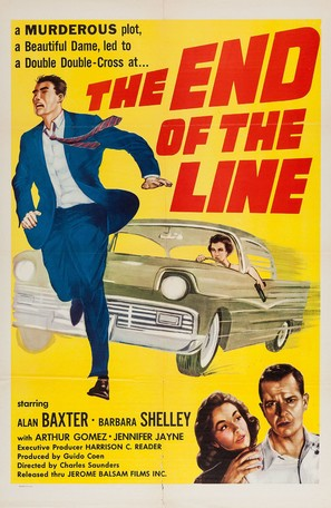 The End of the Line - Movie Poster (thumbnail)