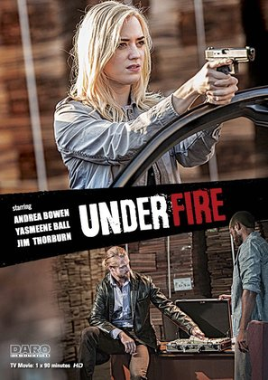 Under Fire - Canadian Movie Poster (thumbnail)