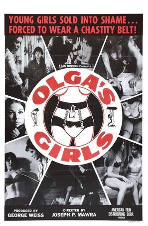 Olga's Girls - Movie Poster (thumbnail)