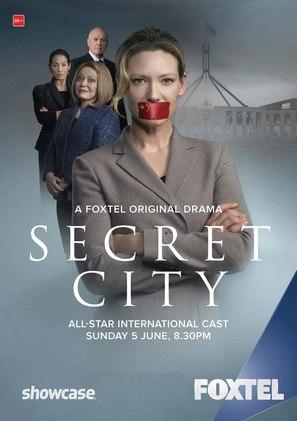 """Secret City"" - Australian Movie Poster (thumbnail)"