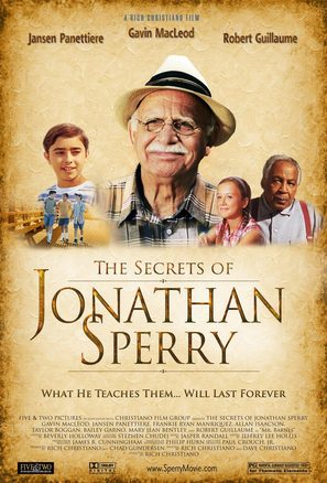 The Secrets of Jonathan Sperry - Movie Poster (thumbnail)