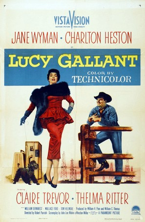 Lucy Gallant - Movie Poster (thumbnail)