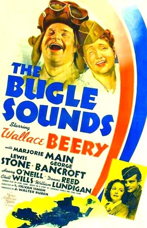 The Bugle Sounds - Movie Poster (thumbnail)