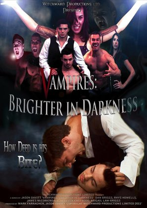 """Vampires: Brighter in Darkness"" - British Movie Poster (thumbnail)"