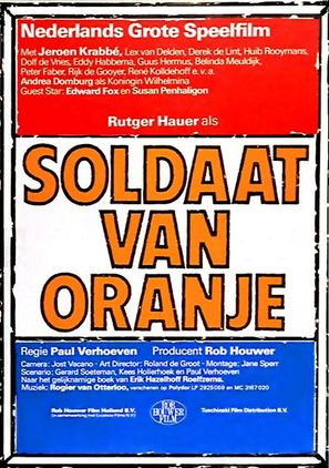 Soldaat van Oranje - Dutch Movie Poster (thumbnail)