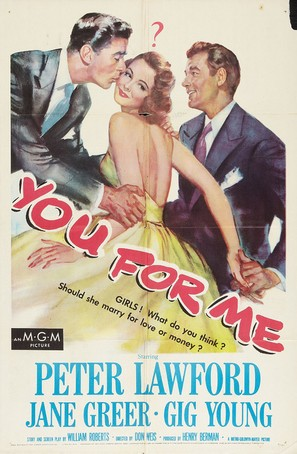 You for Me - Movie Poster (thumbnail)