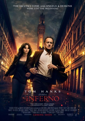 Inferno - Theatrical poster (thumbnail)