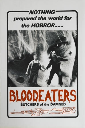 Bloodeaters - Movie Poster (thumbnail)