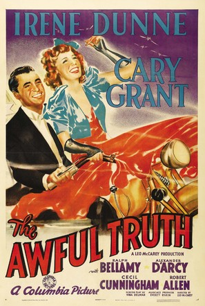 The Awful Truth - Movie Poster (thumbnail)