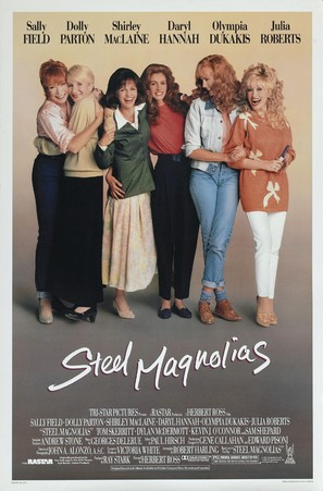 Steel Magnolias - Movie Poster (thumbnail)