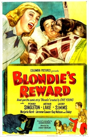 Blondie's Reward - Movie Poster (thumbnail)