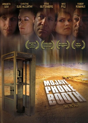 Mojave Phone Booth - Movie Poster (thumbnail)