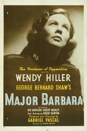 Major Barbara - Movie Poster (thumbnail)
