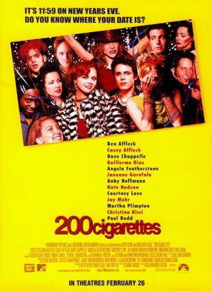 200 Cigarettes - Movie Poster (thumbnail)