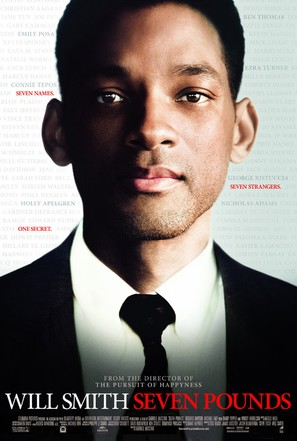Seven Pounds - Movie Poster (thumbnail)