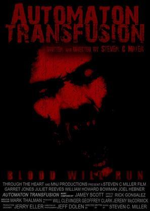Automaton Transfusion - Movie Poster (thumbnail)