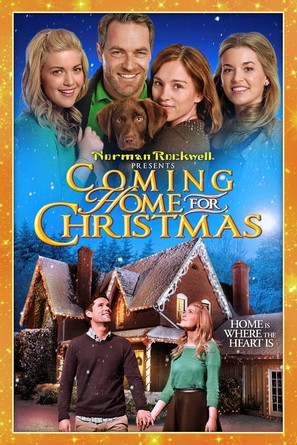 Coming Home for Christmas - DVD movie cover (thumbnail)