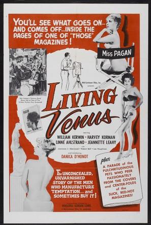Living Venus - Movie Poster (thumbnail)