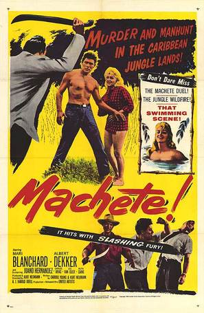 Machete - Movie Poster (thumbnail)
