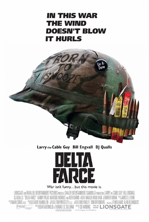 Delta Farce - Movie Poster (thumbnail)