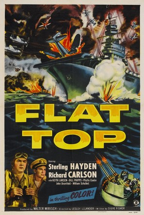 Flat Top - Movie Poster (thumbnail)
