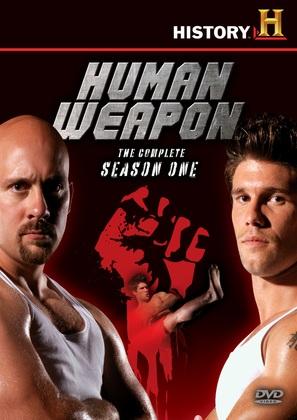 """Human Weapon"" - DVD cover (thumbnail)"
