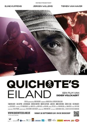 Quixote's Island - Belgian Movie Poster (thumbnail)