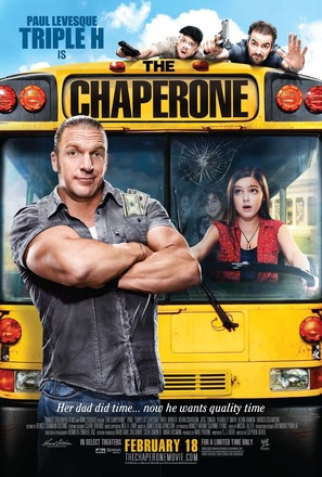 The Chaperone - Movie Poster (thumbnail)
