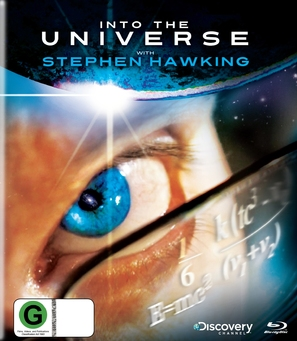 """Into the Universe with Stephen Hawking"" - New Zealand Blu-Ray cover (thumbnail)"
