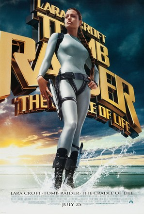 Lara Croft Tomb Raider: The Cradle of Life - Movie Poster (thumbnail)