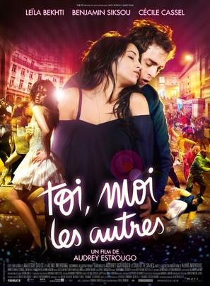 Toi, moi, les autres - French Movie Poster (thumbnail)