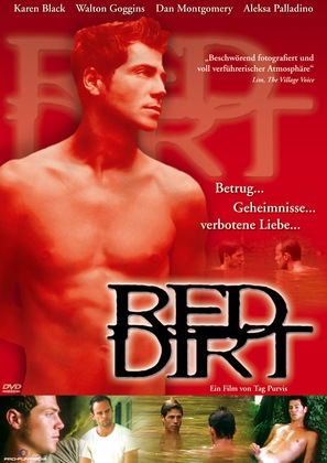 Red Dirt - German DVD movie cover (thumbnail)