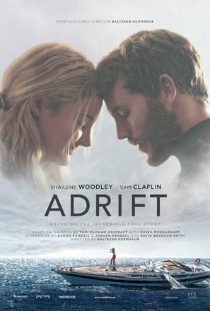 Adrift - Movie Poster (thumbnail)
