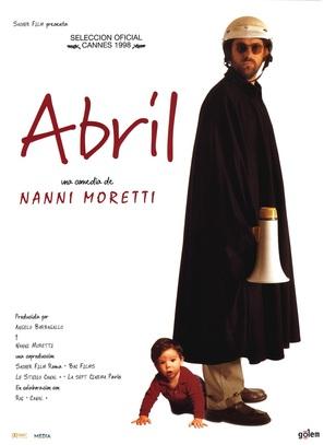 Aprile - Spanish poster (thumbnail)