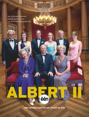 Albert II - Belgian Movie Poster (thumbnail)