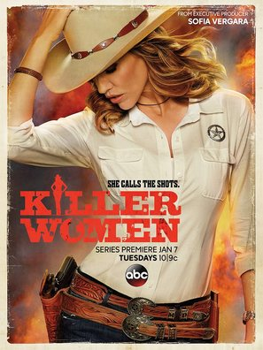 """""""Killer Women"""" - Movie Poster (thumbnail)"""