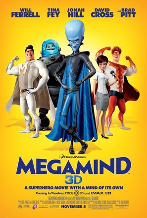 Megamind - Movie Poster (thumbnail)