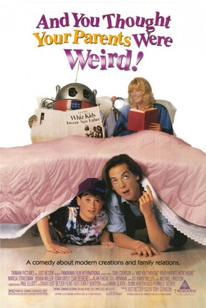 And You Thought Your Parents Were Weird - Movie Poster (thumbnail)